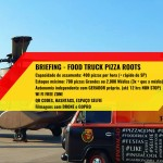 Food Truck Pizza Roots