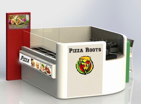 Quisque Shopping Pizza Roots